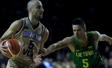 En el cierre del Torneo Tres Naciones, Argentina le ganó a Lituania