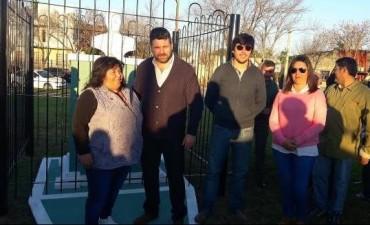 ACTO Y DESCUBRIMIENTO DEL BUSTO DEL PTE. PERÓN A 43 AÑOS DE SU FALLECIMIENTO