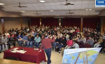 CHARLAS PARA REFLEXIONAR SOBRE EL PROCESO REVOLUCIONARIO