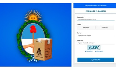 ¿Dónde voto?: Ya se puede consultar el Padrón Electoral 2017