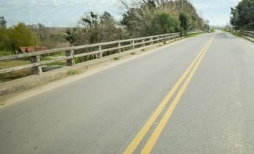 Fue reparado el puente en el acceso a Holt Ibicuy