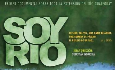 """Presentacion del documental """"SOY RÍO"""""""