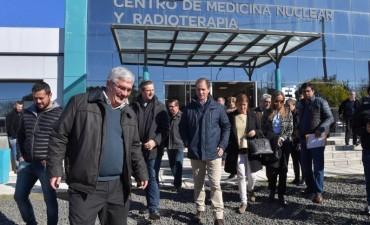 La provincia culmina las obras en el Centro de Medicina Nuclear
