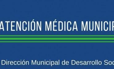 ATENCIÓN MÉDICA EN EL CENTRO DE SALUD DE Bo. EL SALTO