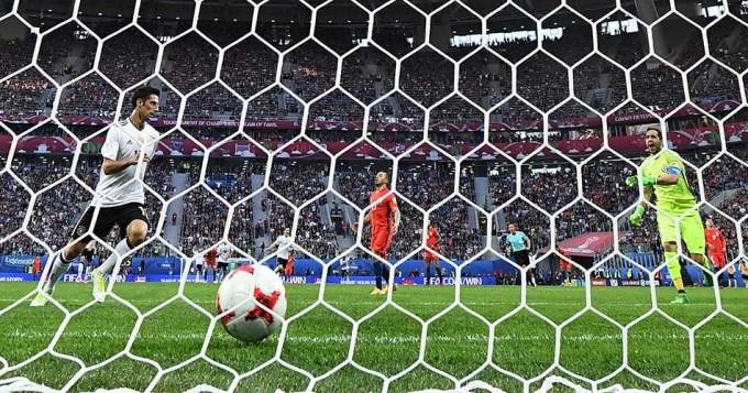 Alemania lo hizo otra vez: Campeón de la Copa Confederaciones