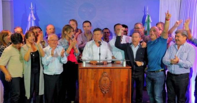El PJ le ganó a Cambiemos en las legislativas de Chaco