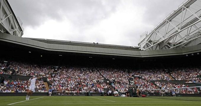 Jornada negra para los argentinos en Wimbledon