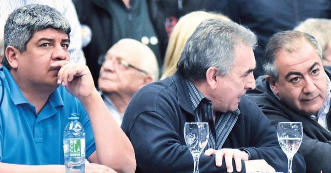 La postura frente a Macri frena la unidad gremial
