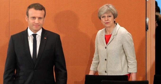 Macri se reunirá con Macron y Theresa May
