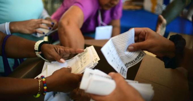 Más de 7 millones de venezolanos rechazaron la Asamblea Constituyente