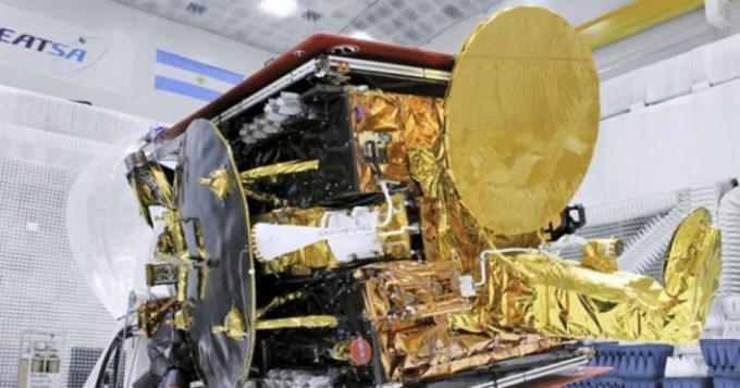 Niegan privatización del satélite Arsat 3