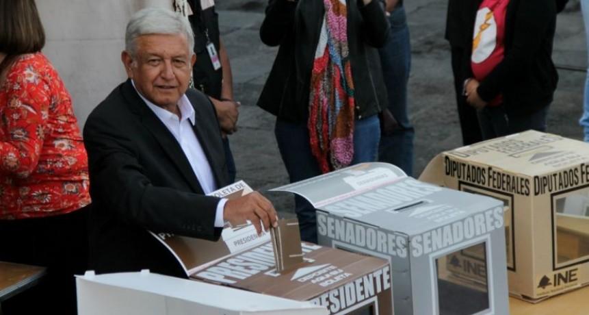 López Obrador arrasó con un histórico 53% en las elecciones de México