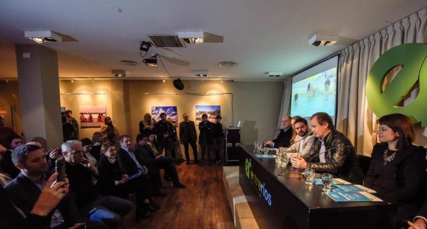 Se presentó en Buenos Aires la oferta turística de invierno de Entre Ríos