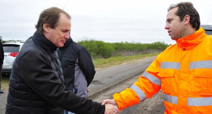 El gobierno provincial afronta con fondos propios el 98 por ciento de la infraestructura vial en ejecución
