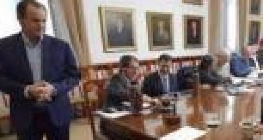 Se invertirán 15,6 millones en restaurar la fachada de la Casa de Gobierno