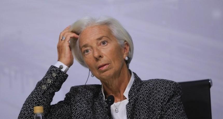 FMI, expectativas e inflación: las cinco frases clave de Lagarde