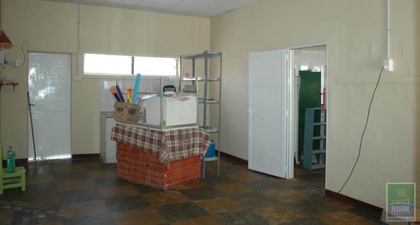 Remodelaciones en el interior del Centro de Desarrollo Infantil de Campo de Mayo