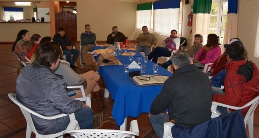 Jornada de disertaciones sobre cooperativismo