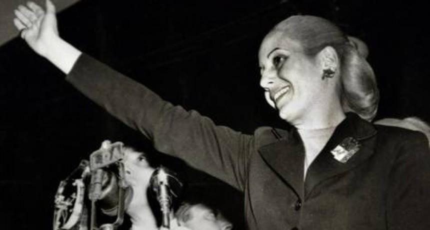 """Federal: Desde el PJ de Federal homenajean a """"Evita"""""""