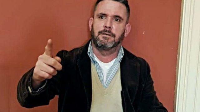 Detienen a periodista entrerriano en Casa Rosada
