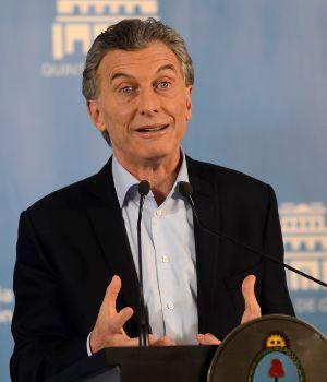 Macri aseguró que la inflación va a llegar a un dígito en 2019