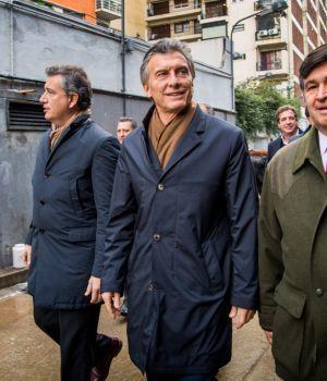 Macri visitó La Rural y reiteró su apoyo al campo