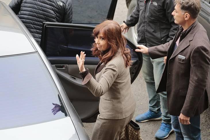 CFK pidió enviar a juicio el caso cuadernos para que se revelen las arbitrariedades de Bonadio