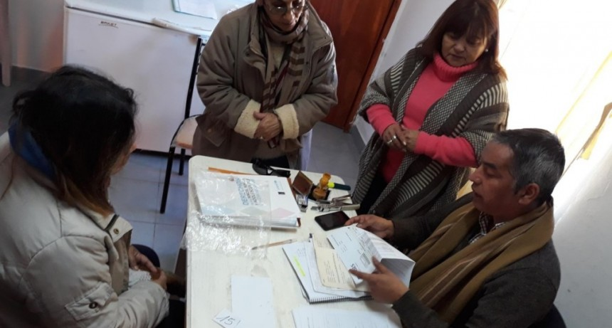 EL AREA DE DISCAPACIDAD DEL HOSPITAL URQUIZA ATENDIO EN CONSCRIPTO BERNARDI