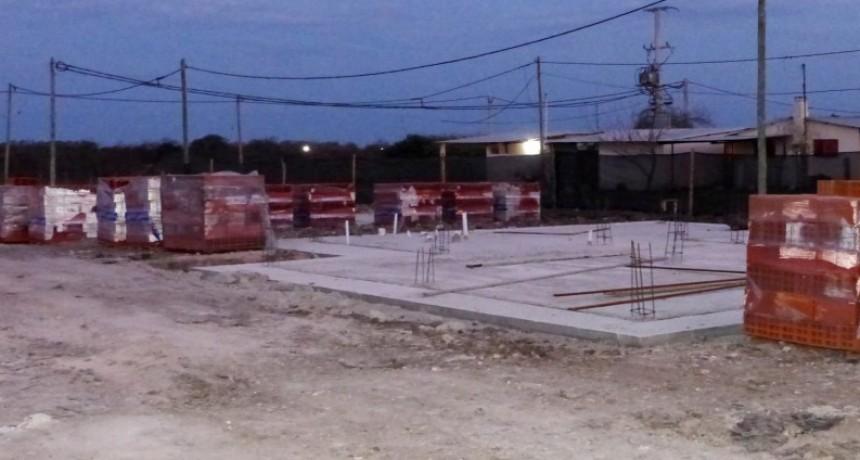 Con financiamiento provincial se inició la obra de 16 viviendas en Federal