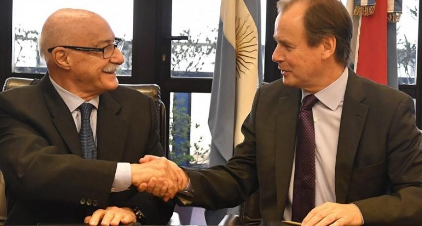 Bordet acordó con el CFI créditos para impulsar la producción ovina en Entre Ríos