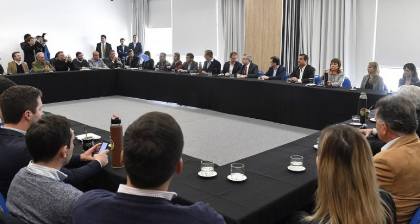 Empresarios entrerrianos valoraron la reunión con Bordet y Alberto Fernández