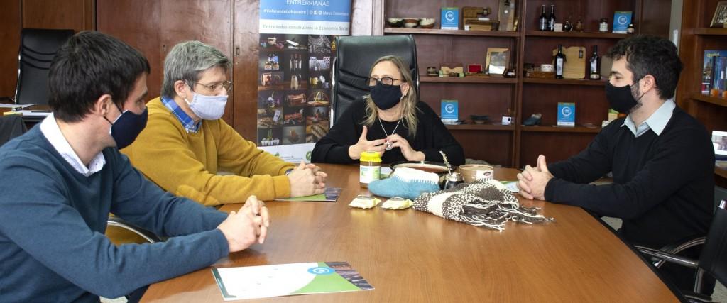 La provincia convoca a productores de la Economía Social a ser parte de Manos Entrerrianas