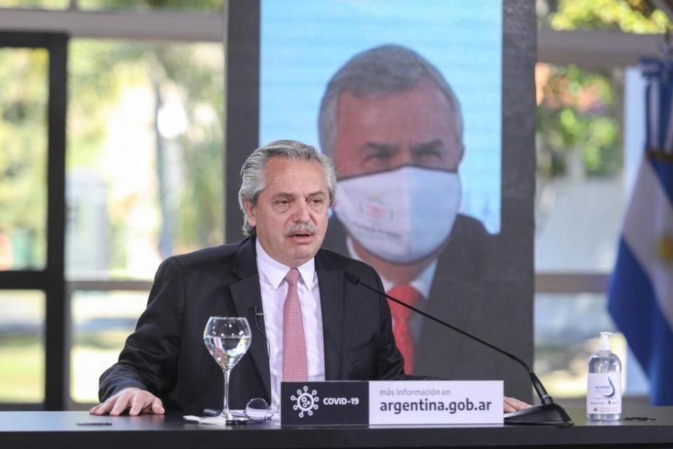 Alberto Fernández sobre la nueva cuarentena escalonada: