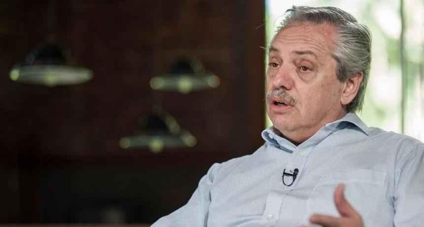 Alberto Fernández, sobre el documento de la oposición: