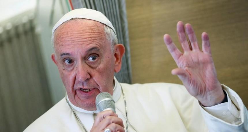 El Papa pidió que se condone la deuda externa