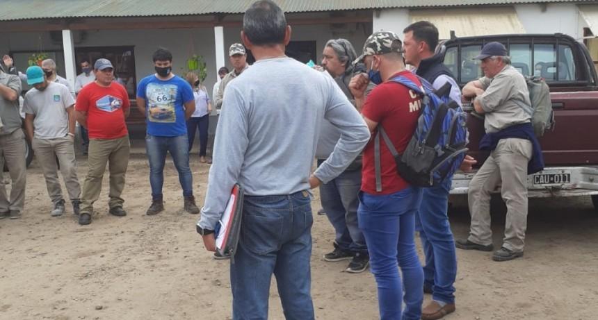 LOS GREMIOS ACORDARON UN AJUSTE SALARIAL CON EL EJECUTIVO MUNICIPAL