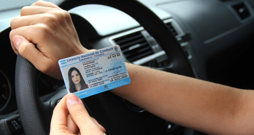Reserva de turnos para aquellos conductores que deban renovar licencia de conducir