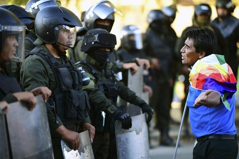 El gobierno denunció a Macri y varios de sus funcionarios por la colaboración con el golpe en Bolivia