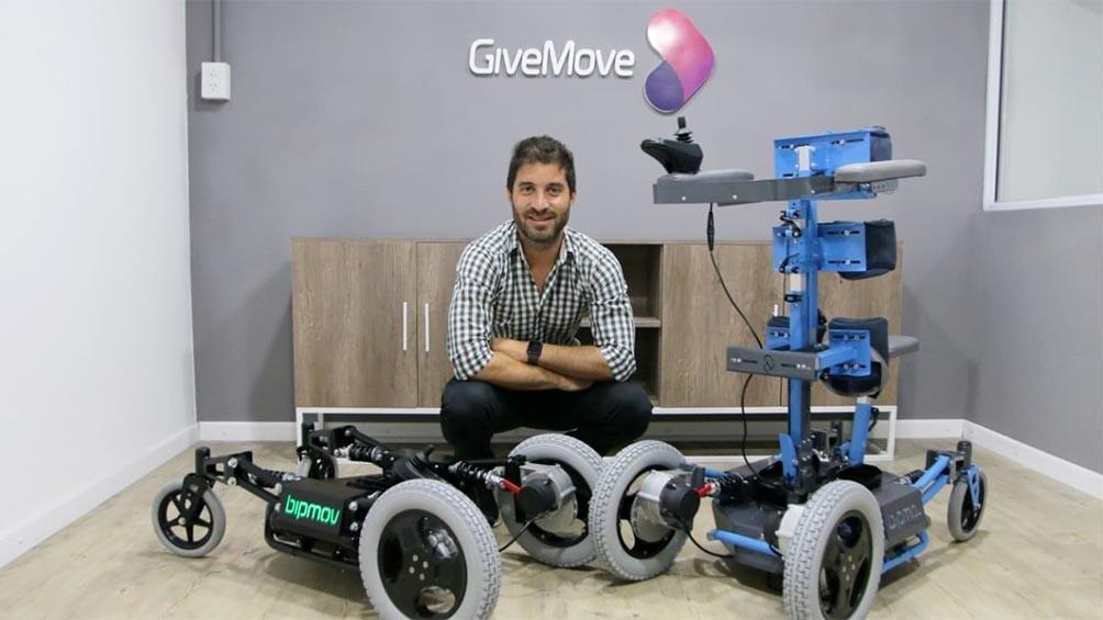 Bipmov, el proyecto entrerriano que ganó el premio Israel Innovation Awards 2020