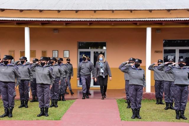 Se celebró en Entre Ríos el Día del Servicio Penitenciario