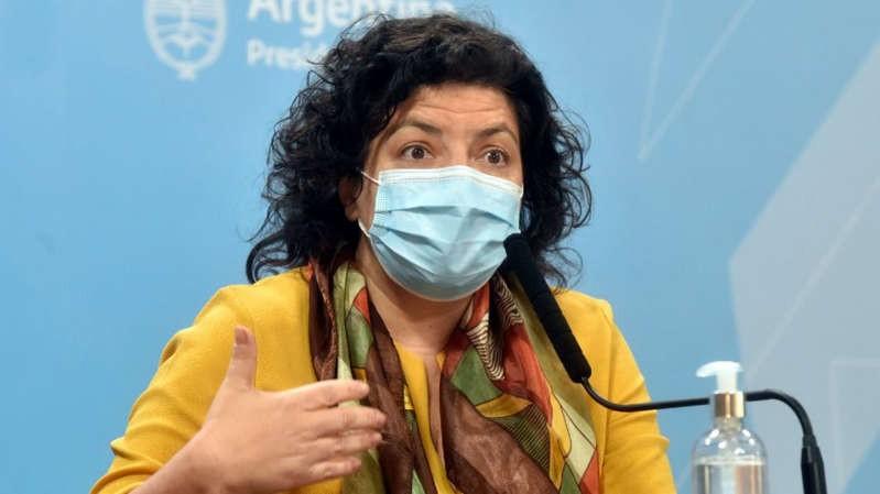 Carla Vizzotti anunció un acuerdo por 20 millones de dosis de la vacuna de Pfizer