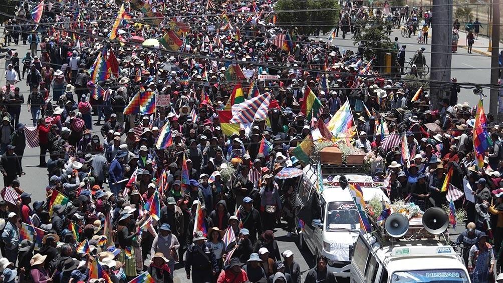 VERIFICADO: NO HUBO FRAUDE EN BOLIVIA-Podrían llevar a Almagro ante La Haya por complicidad en crímenes de lesa humanidad