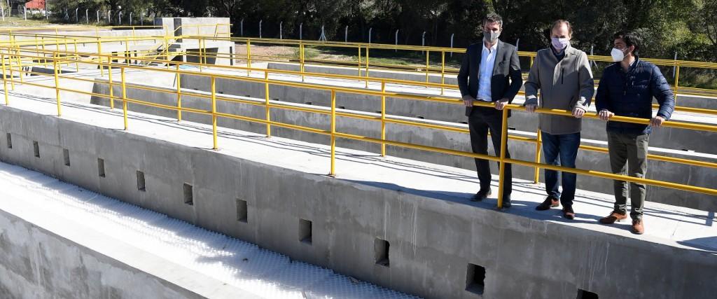 """Bordet: """"Estamos tomando medidas integralmente para la provisión de agua, resguardo y protección de la biodiversidad"""""""