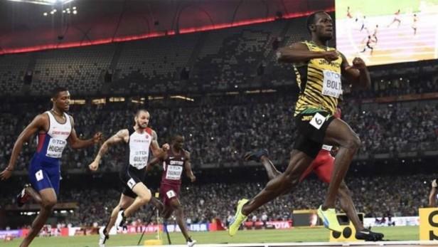 Bolt ganó los 200 metros y sumó su décimo oro en Mundiales de atletismo