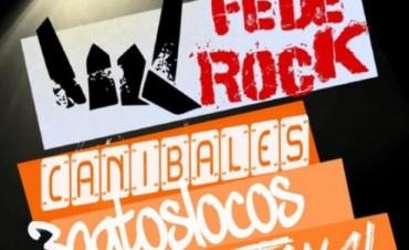 La 2º edición de FedeRock se hace el domingo