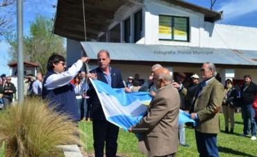 Torres participó del acto inaugural de la 71º exposición de la Sociedad Rural