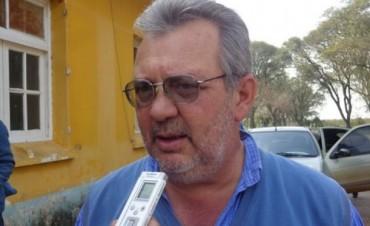 Osvaldo Blanco candidato provincial de ATE visitó  Federal para su campaña