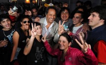 """Scioli acusó a Macri de """"querer sembrar violencia y pánico"""""""