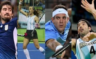 Toda la actividad de los argentinos en el sexto día de Río 2016