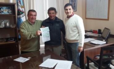 Convenio entre el Municipio y la Escuela Agrotecnica